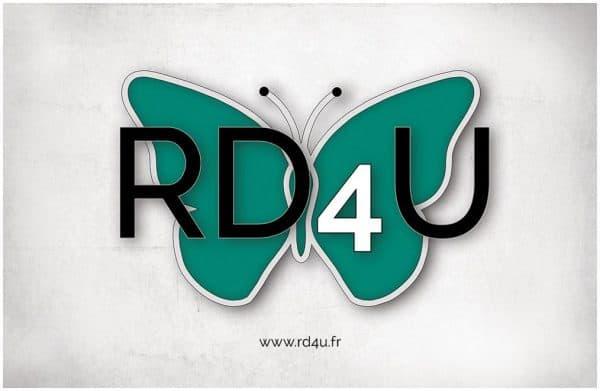 Carte de visite RD4U verso
