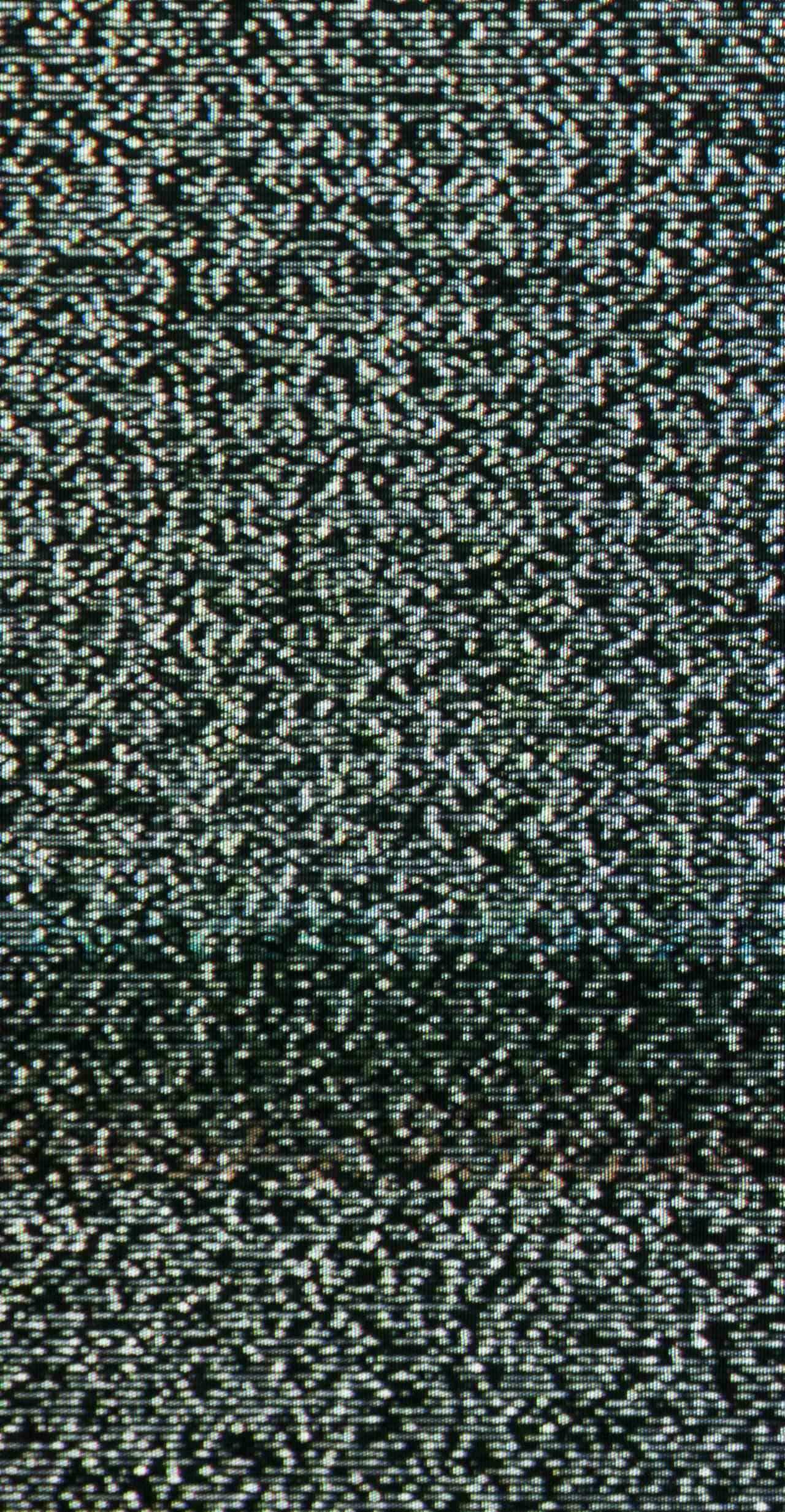 Image en texture de type télévision.